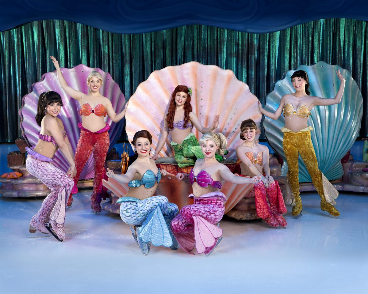 """Disney On Ice Celebrates """"The Magic of Storytelling"""" With a Passport To Adventure Storytime"""