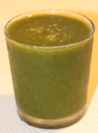 Zesty Green Smoothie